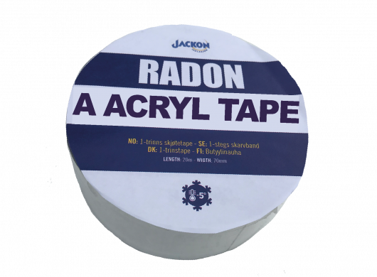 Jackon Radon A Acryl Tape crop