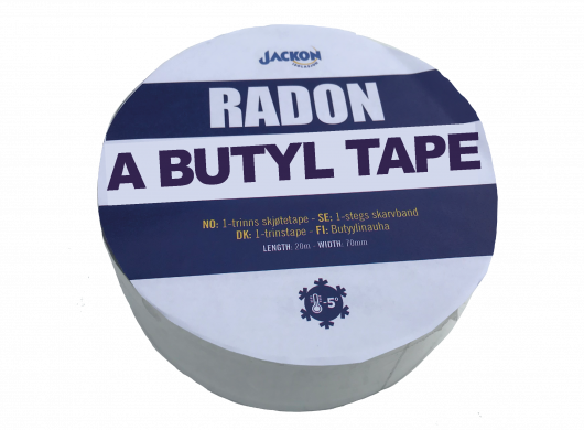 Jackon Radon A Butyl Tape crop