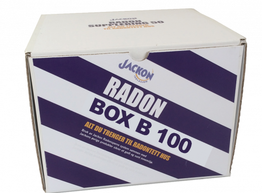 Jackon Radon Box B 100 crop