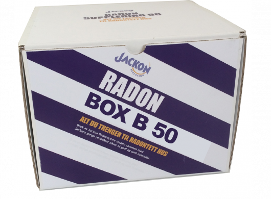 Jackon Radon Box B 50 web